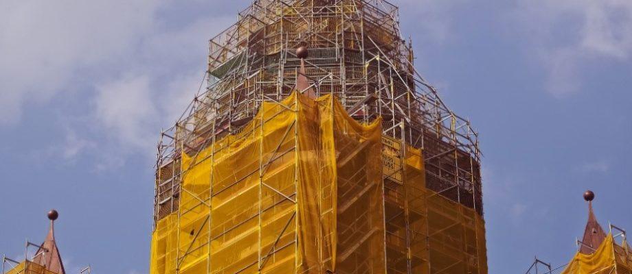 Advantages Of Steel Scaffolding