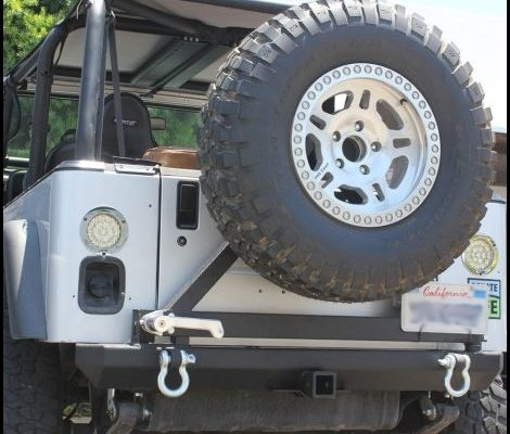 Your Guide on Installing a Bumper Winch to Your Jeep