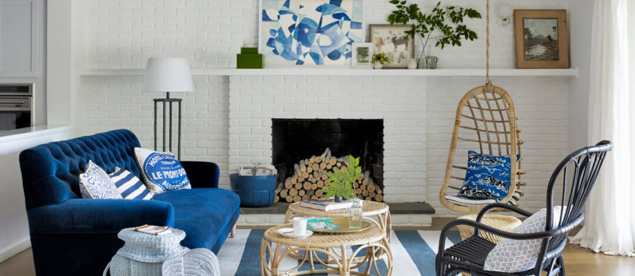 Giving Your Living Room a Refreshing Makeover