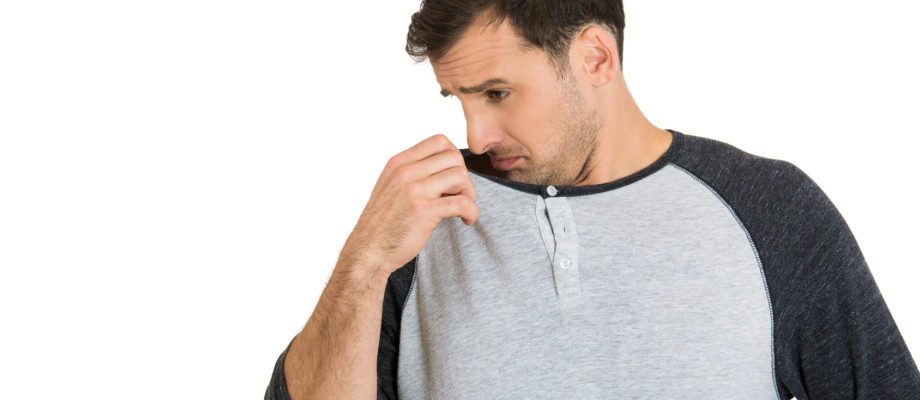How To Deal With Excessive Sweating And Body Odor During Training