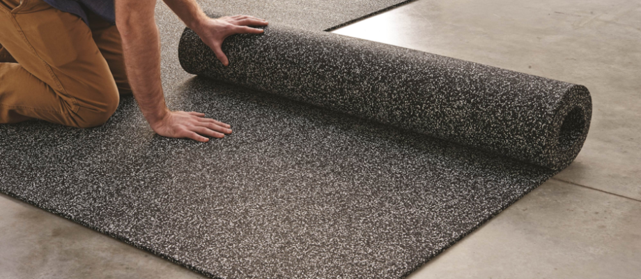When choosing gym flooring you need to choose the experts