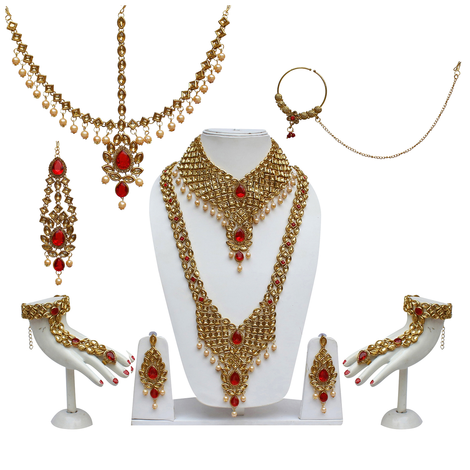 Things To Keep In Your Mind Before You Buy The Wedding Jewellery
