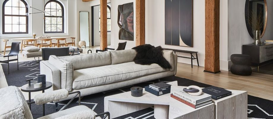 2019's Top Living Room Design Trends