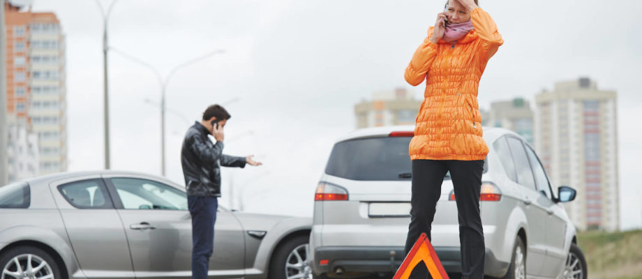 Car Accident While on a Road Trip? What You Should Do