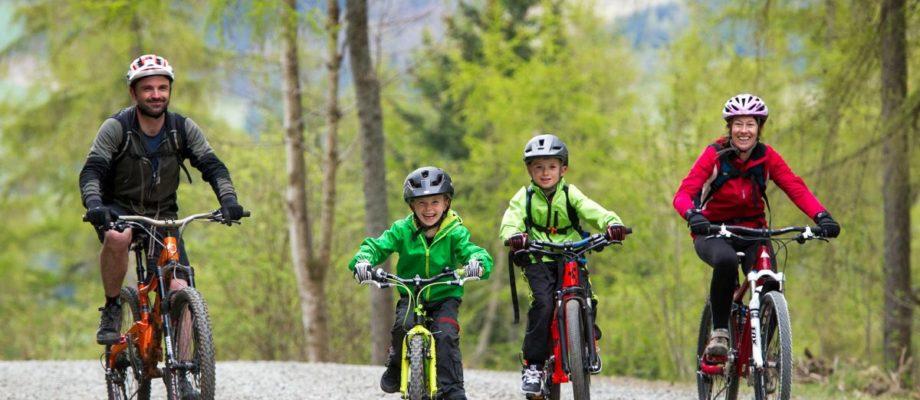 Beginner's Guide to Family Biking
