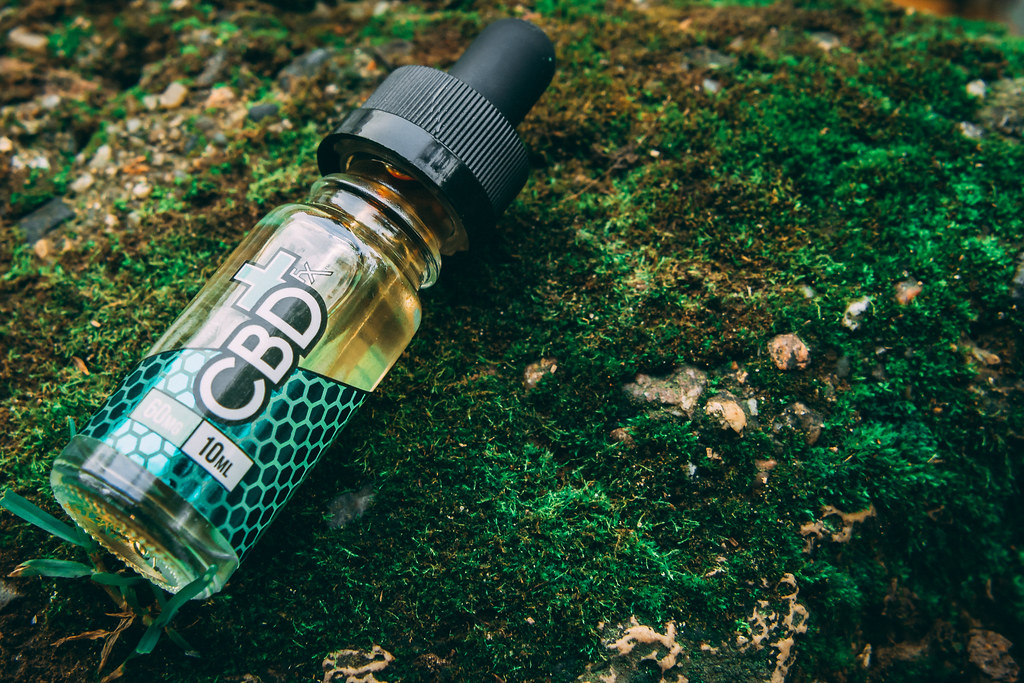 CBD E-Liquid, Tinctures | Free to use when crediting to vapi… | Flickr
