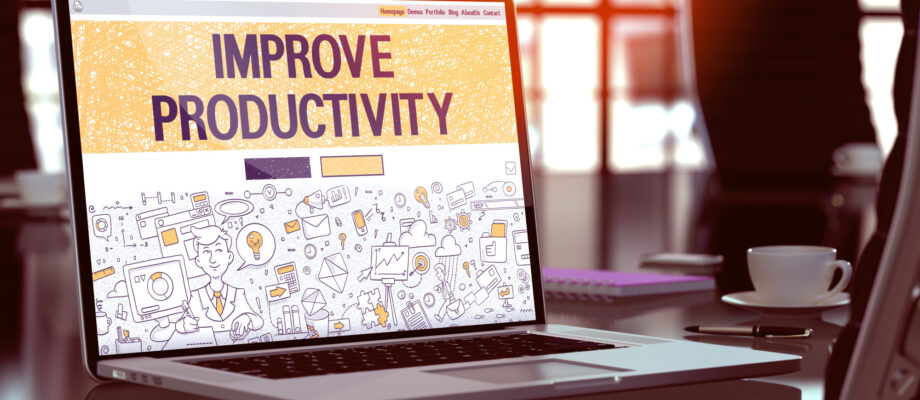Personal Best: 5 Simple Tips for Improving Productivity