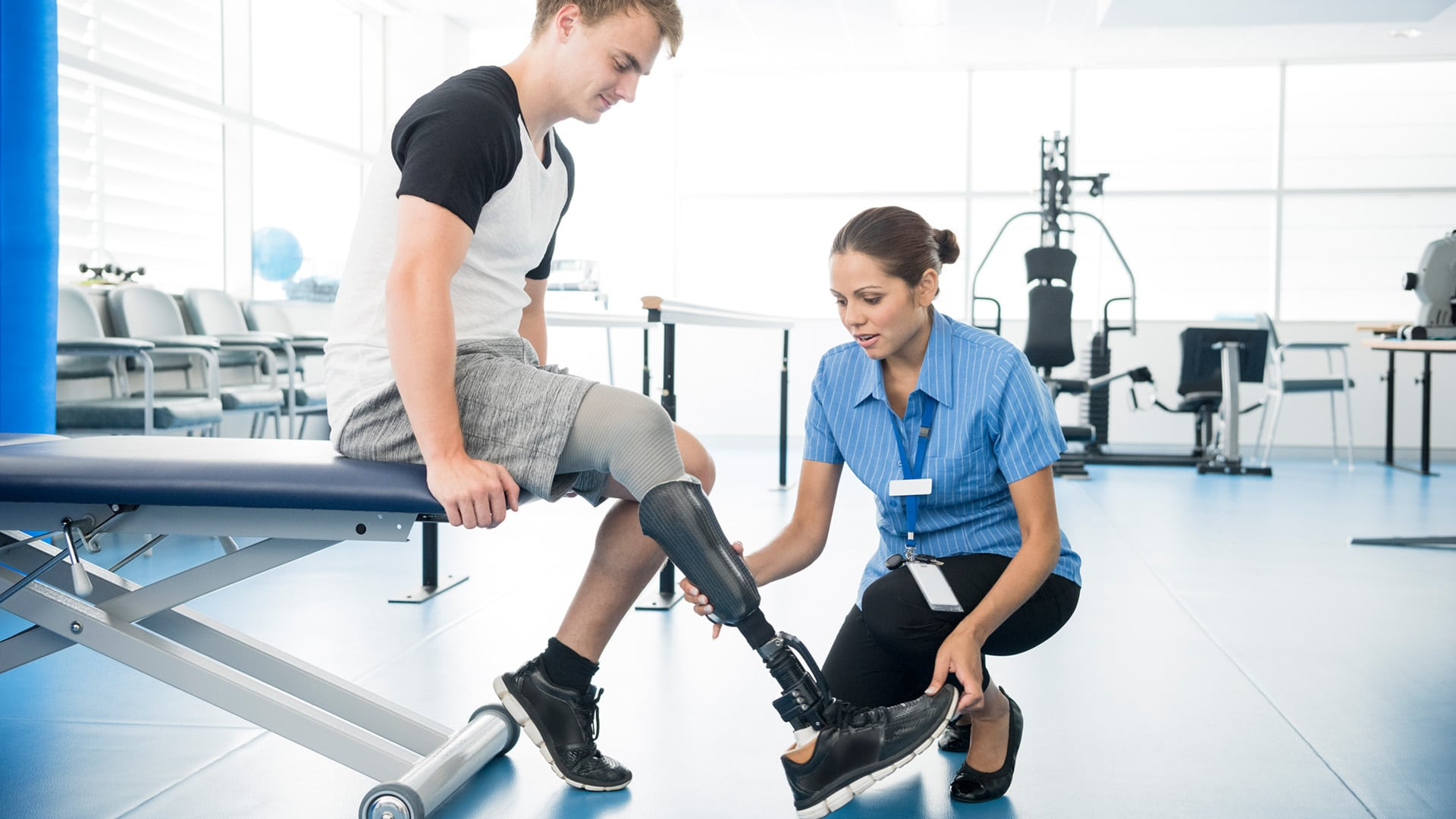 How to Become a Orthotist & Prosthetist | Career Girls - Explore Careers