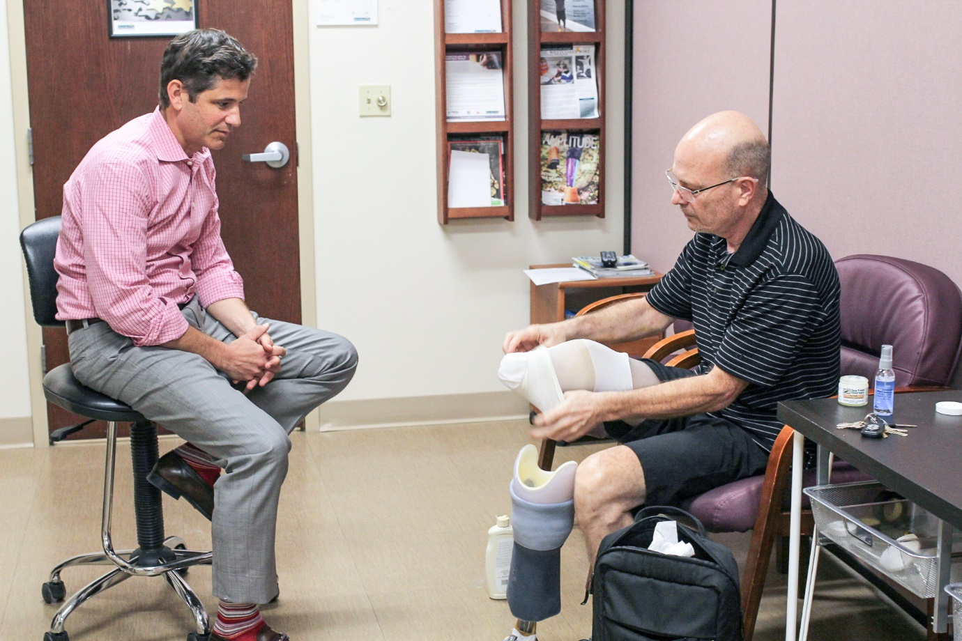 Prosthetic Device Upkeep - Why it's Important | News