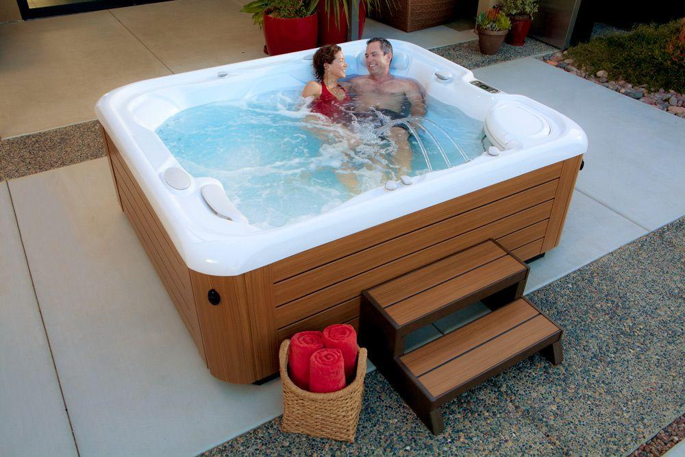 What's the Monthly Payment if I Finance a Hot Tub? | Hot Spring Spas | Hot  tub, Spa pool, Spring spa