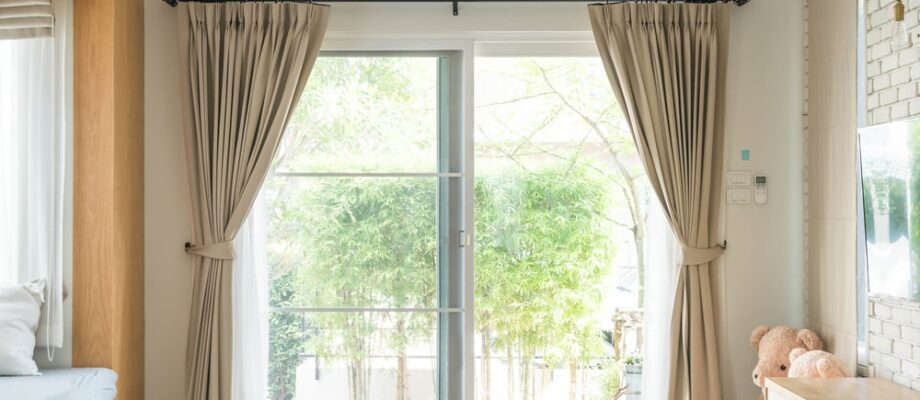Measuring for curtains is easy simple steps