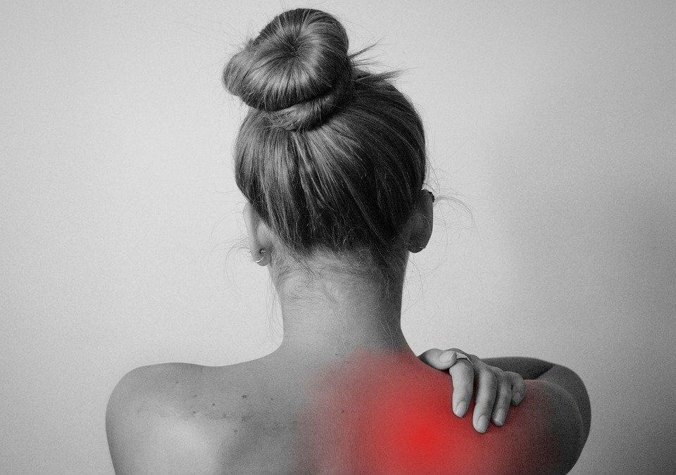 Back, Pain, Shoulder, Injury, Sun, Burn, Posture