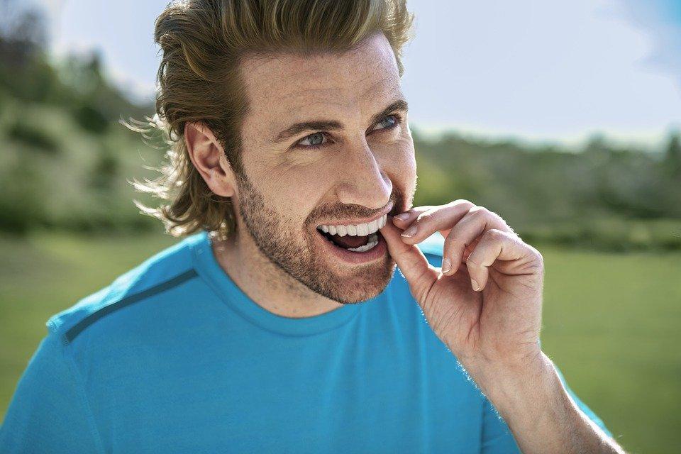Man, Aligners, Teeth, Adult, Person, Male, Invisalign