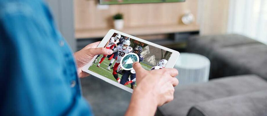 The Future of Sports Broadcasting: Innovate with AR Mobile Apps from Sky Sports